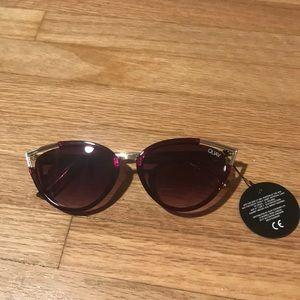 Quay Australia hearsay sunglasses
